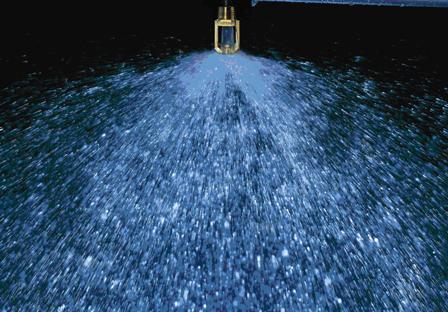 Водяное пожаротушение, АУПТ, автоматическое тушение водой